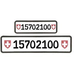 Image of 15702100 Kennzeichenhalter
