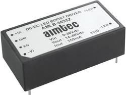 Driver power LED Aimtec AMLD-36100IZ, 5 - 36 V, 1000 mA, DIP 24