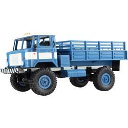 RC model nákladného automobilu kamión Amewi GAZ-66, komutátorový, 1:16, 4WD (4x4), BS