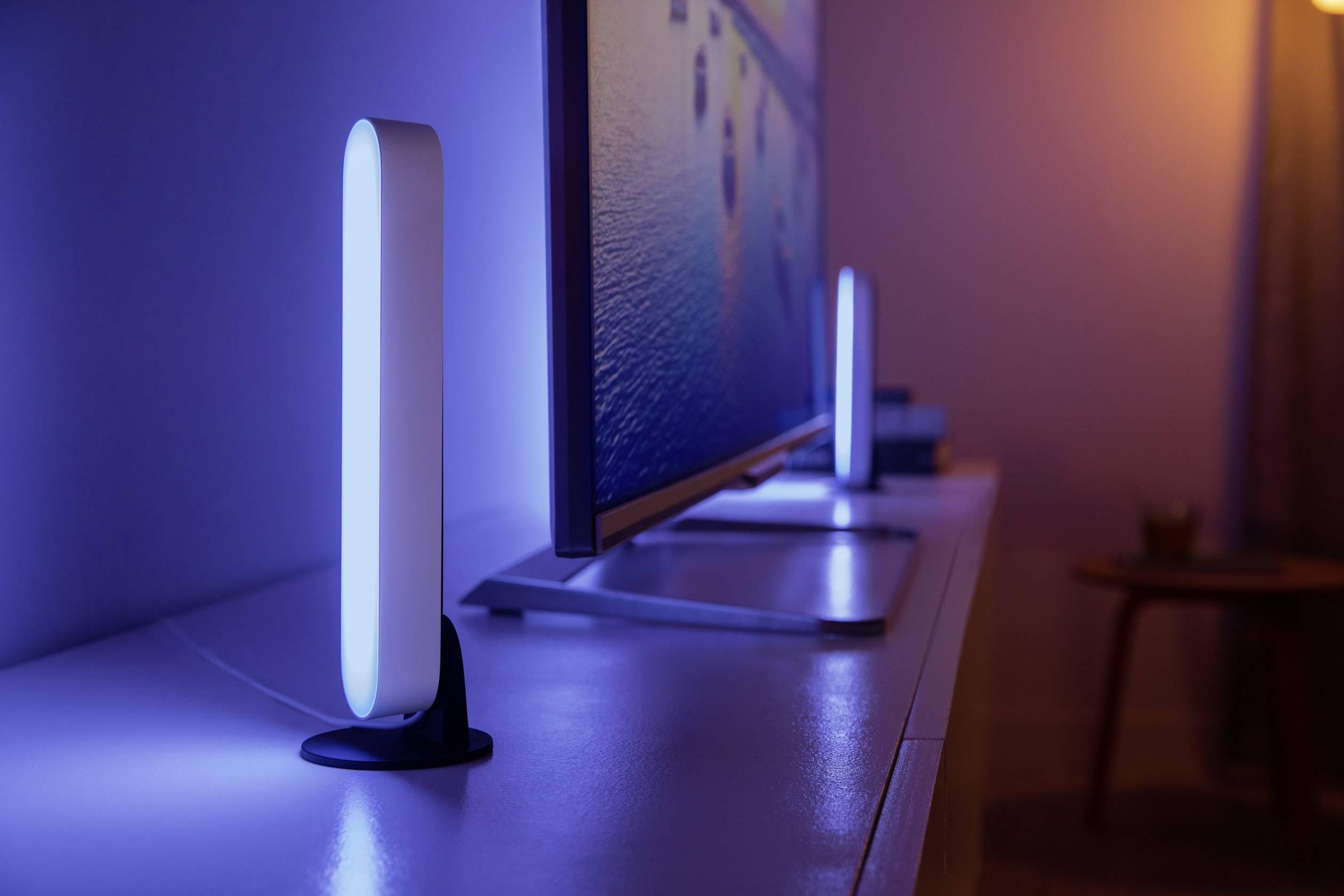 Philips Licht Hue : Philips lighting hue led lightbar basis set play led fest