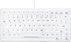 Image of Active Key AK-C4110F Medical Key Hygiene-USB-Tastatur Weiß Silikonmembran, Geeignet f. Wischdesinfektion nach DGHM/VAH