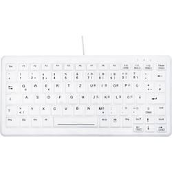 Image of Active Key AK-C4110F Medical Key Hygiene-USB-Tastatur Deutsch, QWERTZ, Windows® Weiß Silikonmembran, Geeignet f.