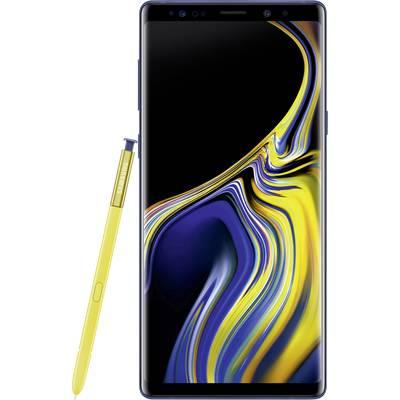 Samsung Note9 128 GB 6.4 Zoll (16.3 cm) Dual-SIM Android? 8.1 Oreo 12 Mio. Pixel Blau Preisvergleich