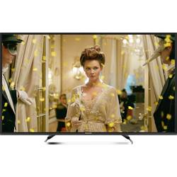 Panasonic TX-40FSW504 LED TV 100 cm 40 palca DVB-T2, DVB-C, DVB-S, Full HD, Smart TV, WLAN, PVR ready, CI+ čierna