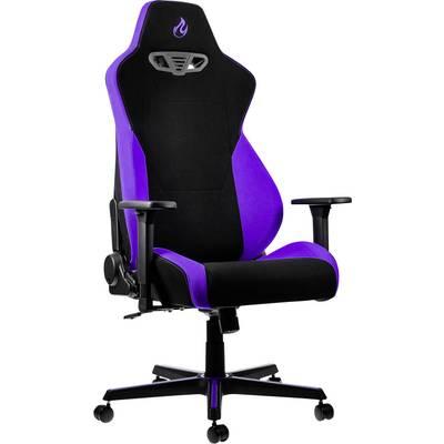 Gaming Stuhl Nitro Concepts S300 Debula Purple Schwarz Lila Kaufen