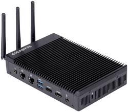 Image of Barebone mit CPU Gigabyte EKI3A-7100 Intel Core i3 i3-7100U 2 x 2.4 GHz