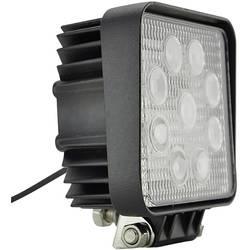 Pracovný svetlomet SecoRüt 9 V, 12 V, 24 V, 32 V, (š x v x h) 110 x 136 x 65 mm, 1810 lm