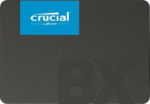 Crucial BX500 Interne SSD 6.35 cm (2.5 Zoll) 480 GB Retail CT480BX500SSD1 SATA III