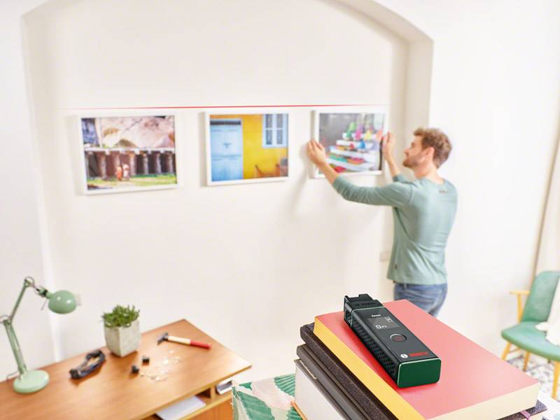Bosch Ultraschall Entfernungsmesser : Bosch home and garden zamo iii basis premium laser