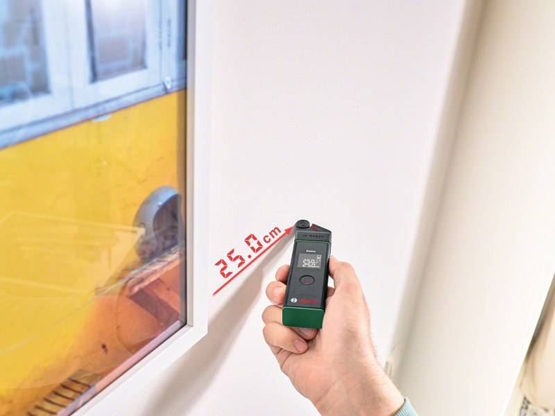 Laser Entfernungsmesser Plr 30 C : Bosch home and garden zamo iii basis premium laser