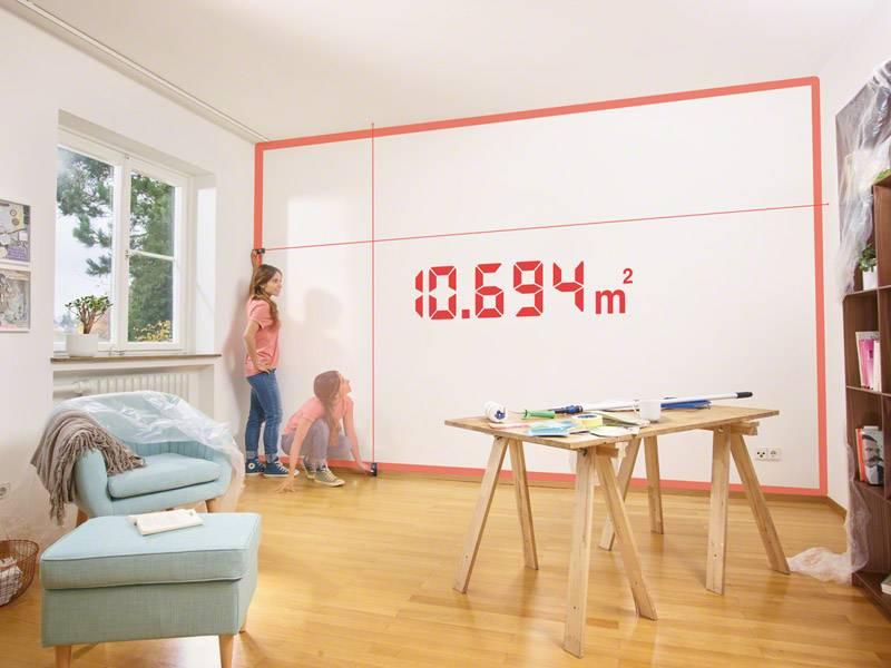 Bosch Entfernungsmesser Zamo : Bosch home and garden zamo set premium laser entfernungsmesser