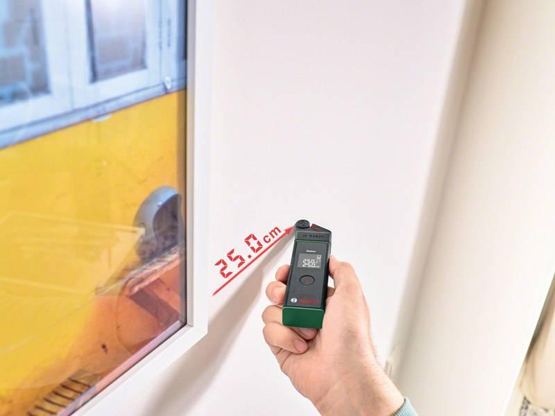 Infrarot Entfernungsmesser Bosch : Laser entfernungsmesser detektor bosch diy digitaler