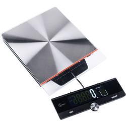 Digitálna kuchynská váha MINGLE ME315, nerezová oceľ, čierna