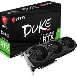Grafická karta MSI Gaming Nvidia GeForce RTX2080 Duke Overclocked, 8 GB