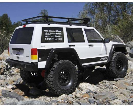 axial jeep cherokee 1 10 rc modellauto elektro crawler. Black Bedroom Furniture Sets. Home Design Ideas