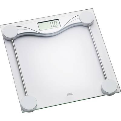 ADE BE 1510 Olivia Digitale Personenwaage Wägebereich (max.)=180 kg Silber Preisvergleich