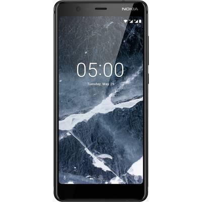 Nokia 5.1 16 GB 5.5 Zoll (14 cm) Dual-SIM Android? 8.1 Oreo 16 Mio. Pixel Schwarz Preisvergleich