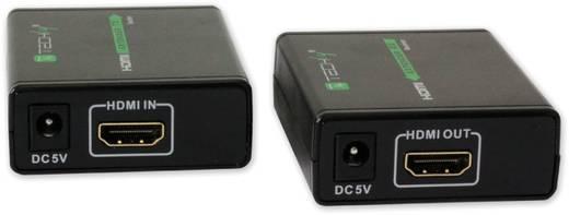 HDMI™ Extender (Verlängerung) über Netzwerkkabel RJ45 TECHly IDATA-EXT-E70 60 m