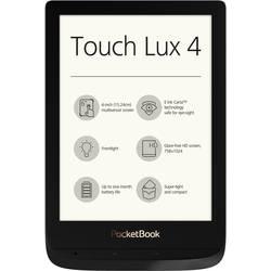 """Čtečka e-knih PocketBook Touch Lux 4, 15.2 cm (6.0 """")černá"""