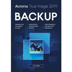 Image of Acronis True Image Vollversion, 1 Lizenz Android, iOS, Mac, Windows Backup-Software
