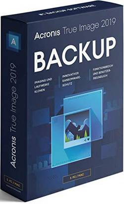 Image of Acronis True Image Vollversion, 5 Lizenzen Android, iOS, Mac, Windows Backup-Software