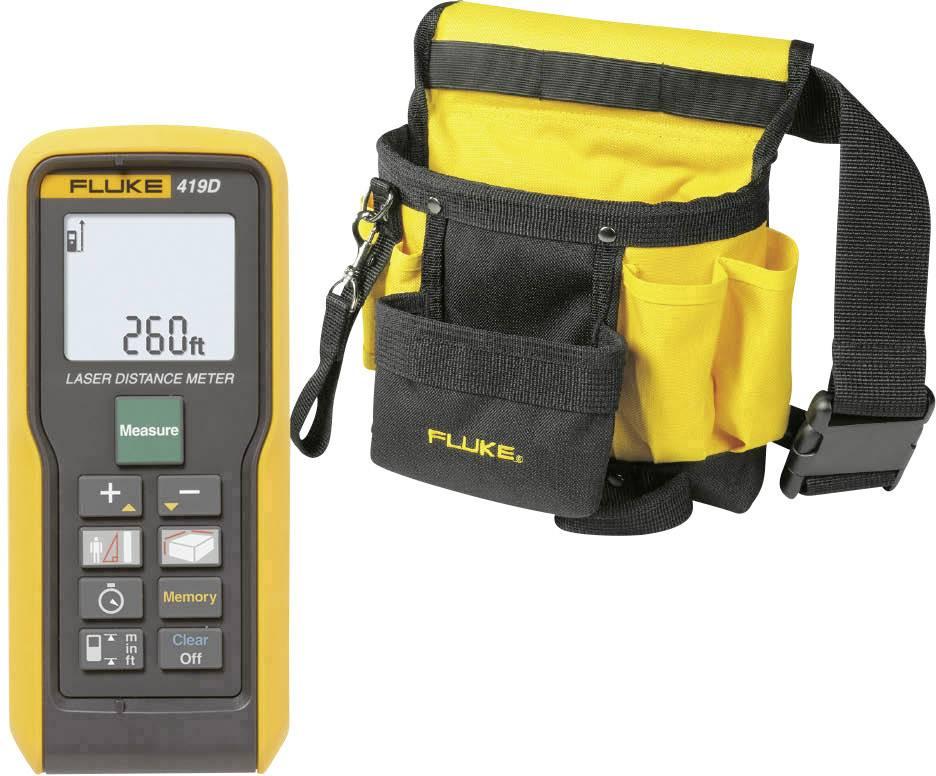 Stanley Ultraschall Entfernungsmesser : Fluke d tbelt laser entfernungsmesser messbereich max m