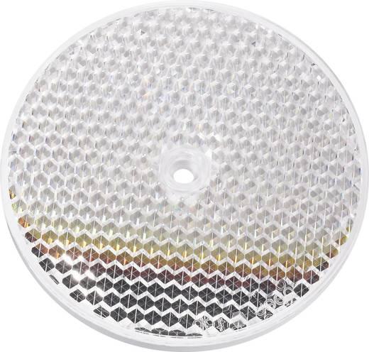 Reflektor für Lichtschranke Best.-Nr. 17 84 89 und 17 85 26. Idec IAC-E800-91 Reflex-Prismenspiegel