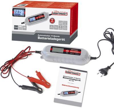 KFZ-Batterieladegeraet