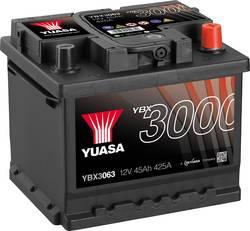 Image of Autobatterie Yuasa SMF YBX3063 12 V 45 Ah T1