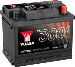 Image of Autobatterie Yuasa SMF YBX3027 12 V 60 Ah T1