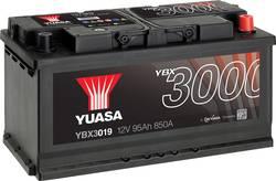Image of Autobatterie Yuasa SMF YBX3019 12 V 95 Ah T1