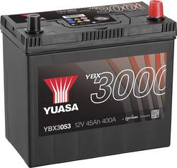 Image of Autobatterie Yuasa SMF YBX3053 12 V 45 Ah T1/T3