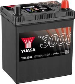 Image of Autobatterie Yuasa SMF YBX3054 12 V 36 Ah T1/T3