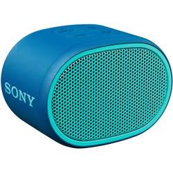 Bluetooth® reproduktor Sony SRS-XB01 AUX, vodotesný, modrá
