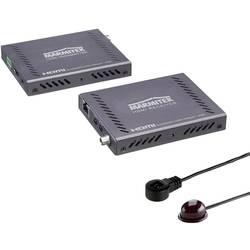 HDMI ™ HDBaseT Extender (rozšírenie) cez sieťový kábel RJ45, Marmitek MegaView 141 UHD, 70 m, N/A