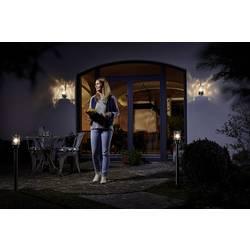 Vonkajšie nástenné osvetlenie s PIR senzorom LEDVANCE ENDURA® CLASSIC POST L 4058075206540, E27