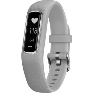 Garmin Vivosmart 4 Fitness Tracker S M Hellgrau Kaufen
