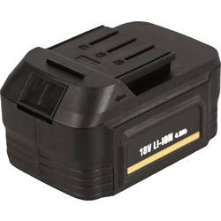 Náhradný akumulátor pre elektrické náradie, Ferm CDA1096 CDA1096, 18 V, 4 Ah, Li-Ion akumulátor