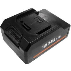 Náhradný akumulátor pre elektrické náradie, Ferm CDA1100 CDA1100, 12 V, 1.3 Ah, Li-Ion akumulátor