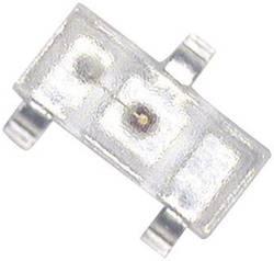 LED CMS SOT-23 Kingbright KM-23ID-F rouge 15 mcd 140 ° 20 mA 2 V 1 pc(s)