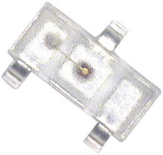 SMD-LED SOT-23 Gelb 5 mcd 140 ° 20 mA 2.1 V Kingbright KM-23YD-F