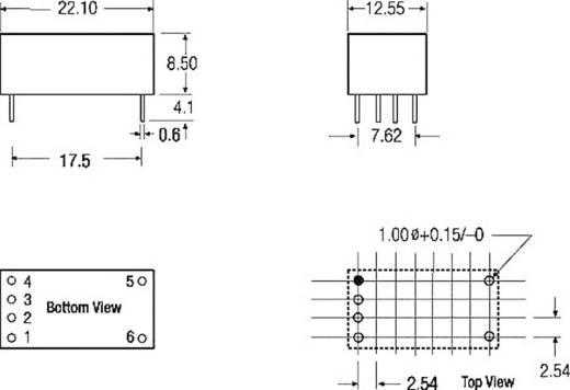 LED-Treiber 36 V/DC 700 mA Recom Lighting RCD-24-0.70