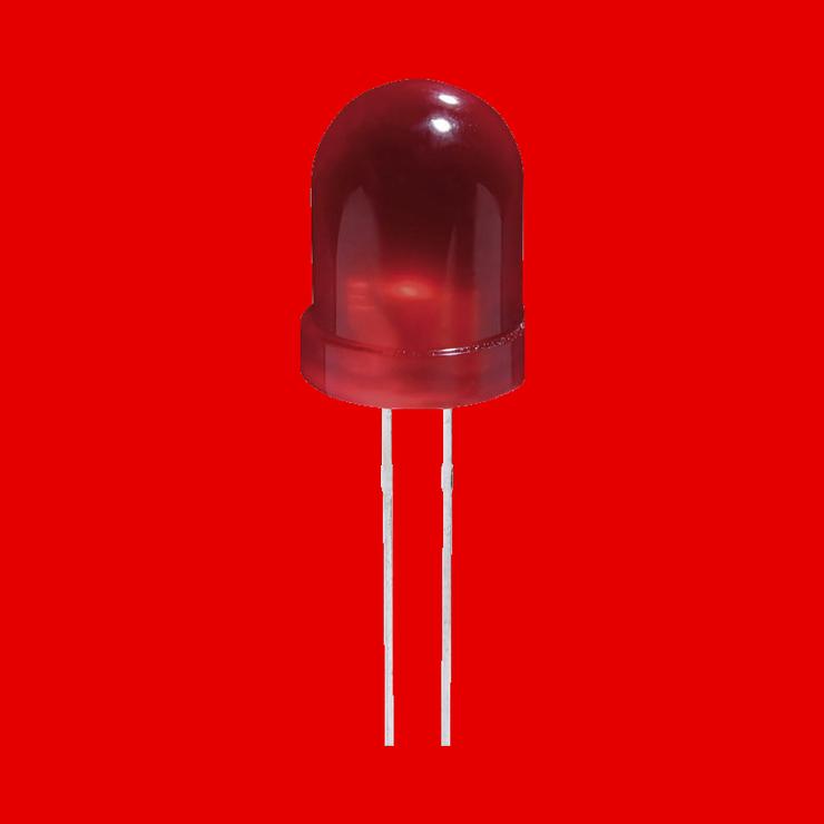 Kingbright - LED bedrahtet »