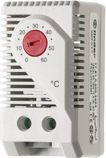 Schaltschrankheizungs-Thermostat 7T.91.0.000.2403 Finder 250 V/AC 1 Öffner (L x B x H) 60 x 33 x 43 mm