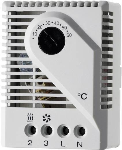 Schaltschrankheizungs-Thermostat 7T.91.0.000.2004 Finder 250 V/AC 1 Wechsler (L x B x H) 67 x 50 x 46 mm
