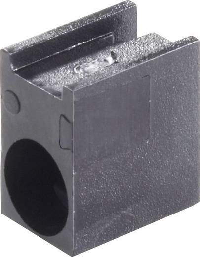LED-Fassung Polyamid Passend für LED 3 mm Richco LEDH-101C-34