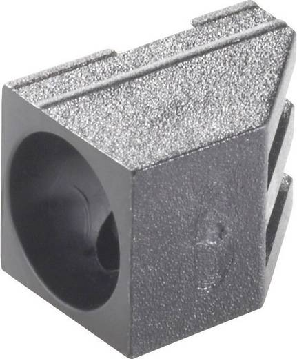 LED-Fassung Polyamid Passend für LED 5 mm Richco LEDH-909-235