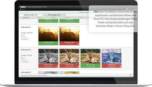 Nero Platinum 2019 Vollversion, 1 Lizenz Windows Brenn-Software
