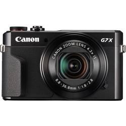 Image of Canon PowerShot G7X Mark II Digitalkamera 20.9 Megapixel Opt. Zoom: 4.2 x Schwarz Full HD Video, Klappbares Display,