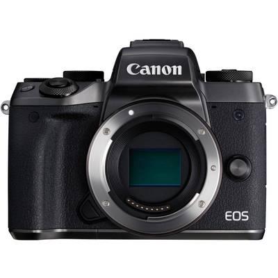 Systemkamera Canon Canon EOS M5 Body Gehäuse (Body), inkl. Akku 25.8 Mio. Pixel Schwarz To Preisvergleich